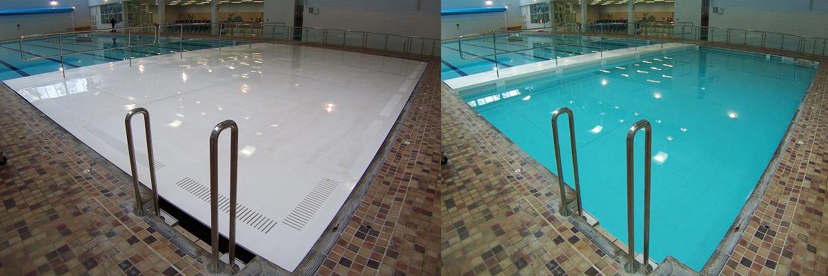 Twin pools