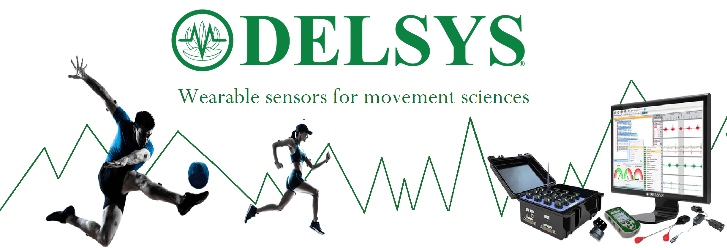 Delsys - Wearable sensors for movement sciences